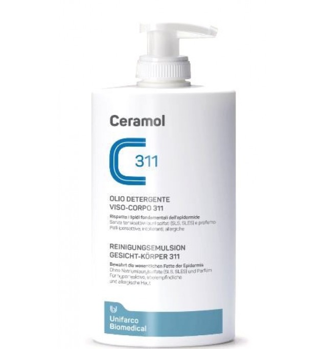 Ceramol Olio Detergente 400ml
