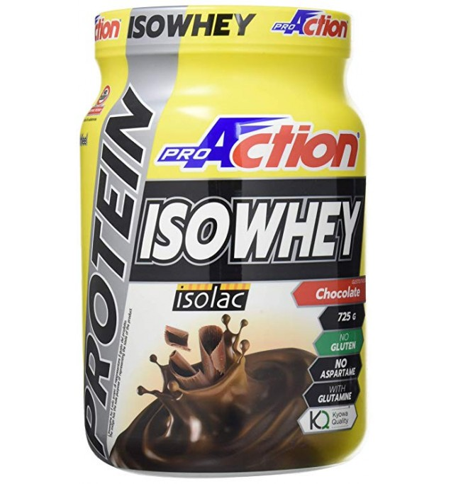Proaction Iso Whey Cioccolato