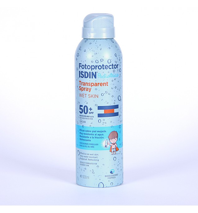isdin Fotoprotector Ped Wet Skin 50+