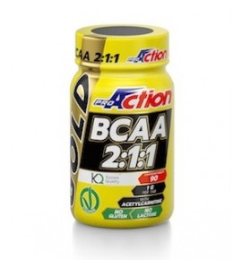 Proaction Bcaa 2 1 1 130cpr
