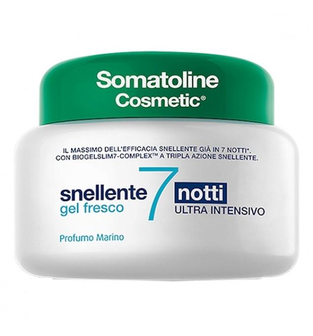 Somatoline C Snellente 7 Notti Gel 400ml