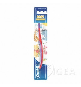 Oralb Man Baby Spazz 0-2years