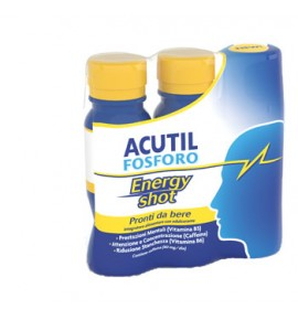 Acutil Fosforo Energy Shot 3x60ml