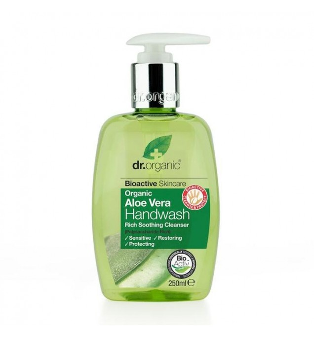 Dr Organic Aloe Handwash 250ml