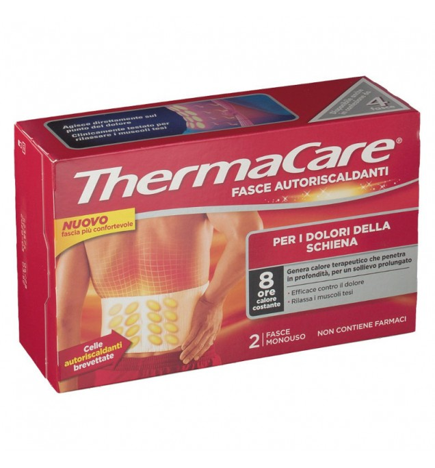 Thermacare Schiena 2fasce