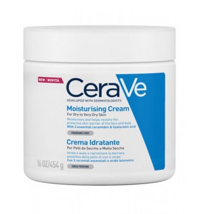 Cerave Crema Idratante 454ml