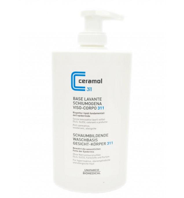 Ceramol Base lavante Schiumogena 400ml