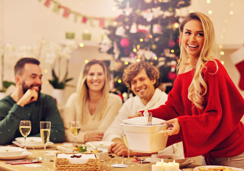 5 trucchi per non ingrassare durante le feste natalizie