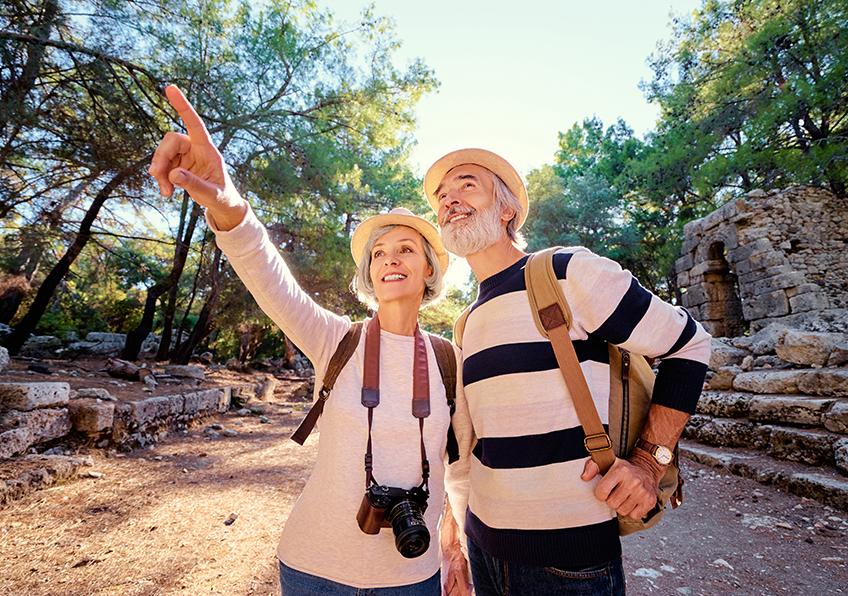 La Farmacia San Francesco in viaggio con te: anziani in viaggio
