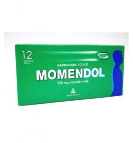 Momendol 12cps Molli 220mg