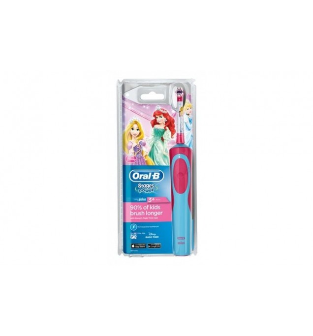 Oral-B Vitality Stages Power Princess