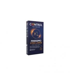 Control Finissimo Orig Xl 6pz