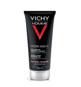 Vichy Homme Gel Doccia 200ml