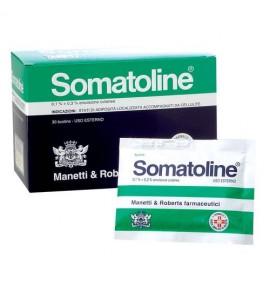 Somatoline emulsione 30 buste