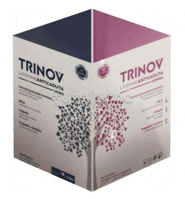 Trinov Lozione A/caduta D 30ml