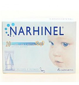 Narhinel 10 ricambi Soft