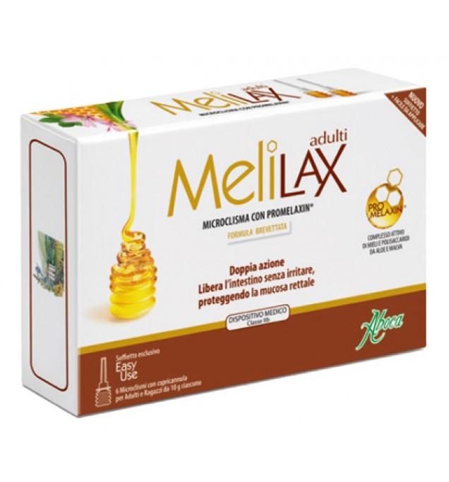 Melilax Adulti 6microclismi