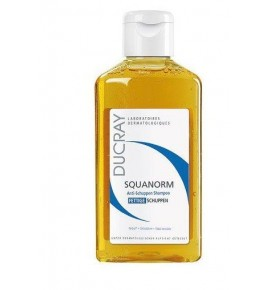 Ducray Squanorm Shampoo Anti-forfora gras