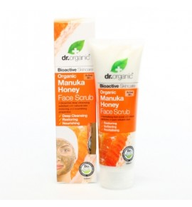 Dr Organic Manuka Face Scrub