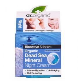 Dr Organic Dead Sea Min Night