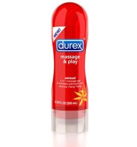 Durex Massage 2in1 Sensual Box