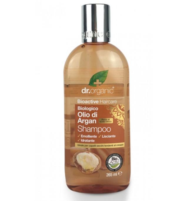 Dr Organic Argan Shampoo 265g
