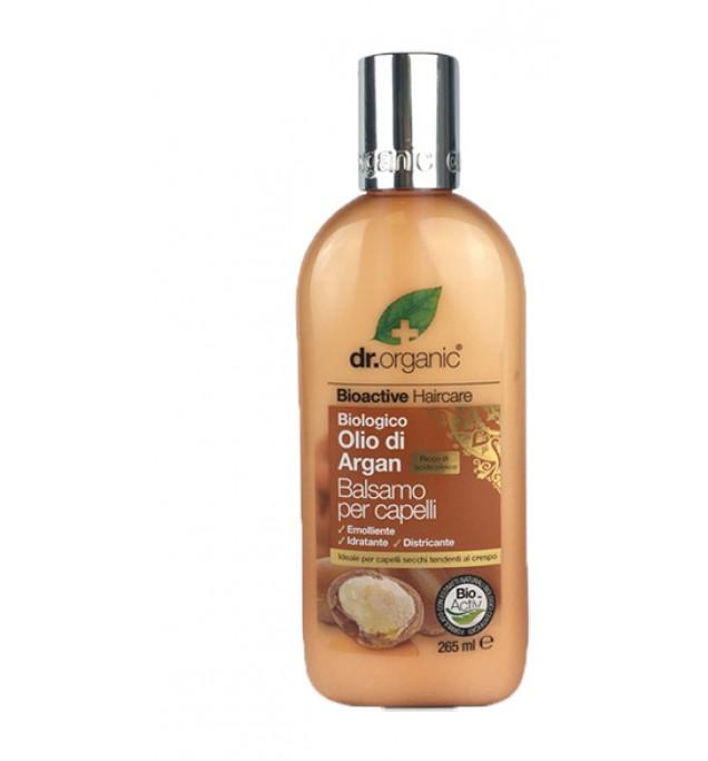 Dr Organic Argan Balsamo 265g