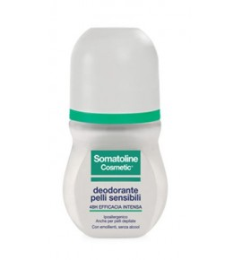 Somatoline C Deo Pelli Sensibili Roll On 50ml