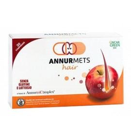 Annurmets Hair 550mg 30cps