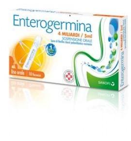Enterogermina 4 Miliardi 10 Flaconcini
