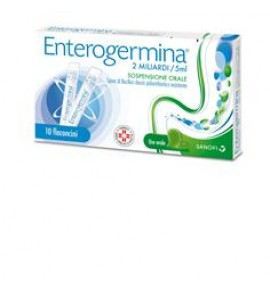 Enterogermina 2 Miliardi 10 flaconcini