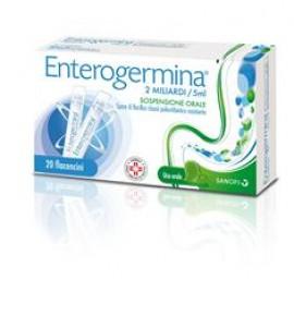 Enterogermina  2 Miliardi 20 Flaconi
