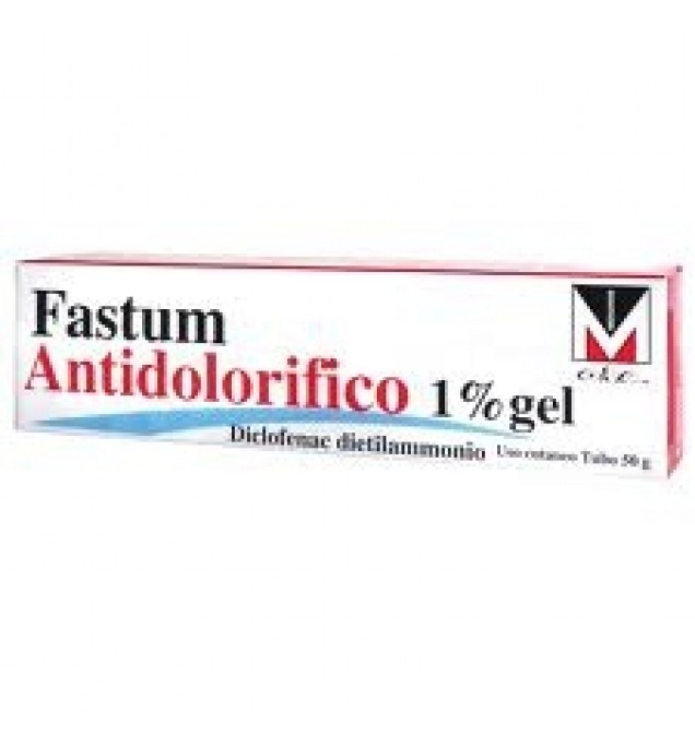 Fastum Antidolorifico Gel 50g 1%