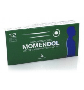 Momendol 12compresse rivestite 220mg
