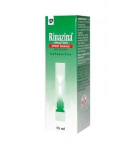 Rinazina Spray Nasale 15ml