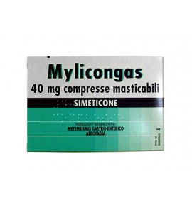 Mylicongas*50cpr Mast 40mg