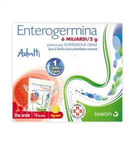 Enterogermina 6 Miliardi 10 Buste