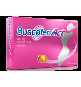 Buscofenact*12cps 400mg