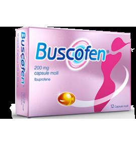 Buscofen*12cps Molli 200mg