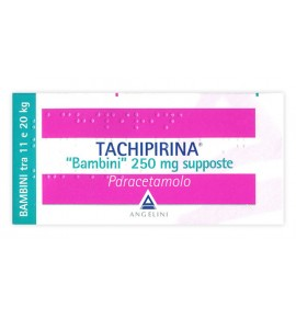 Angelini Tachipirina*bb 10supp 250mg
