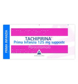 Tachipirina Prima Infanzia 10supposte 125mg