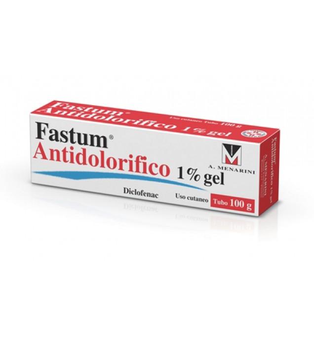 Fastum Antidolor*gel 100g 1%