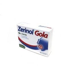 Zerinol Gola Menta*18past 20mg