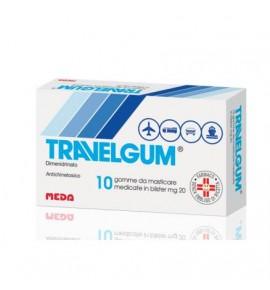 Travelgum 10 gomme Masticabili