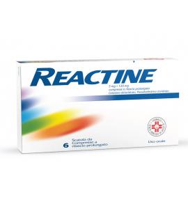 Reactine*6cpr 5mg+120mg Rp