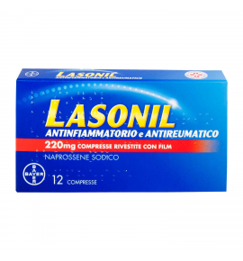 Lasonil Antinfiammatorio*12cpr